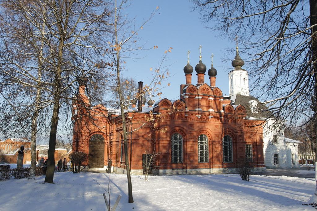 Петропавловский храм г. Коломна